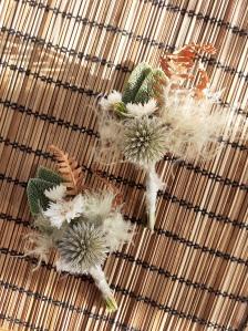 Dried flower buttonhole, buttoniere, wedding flowers florist cork ireland